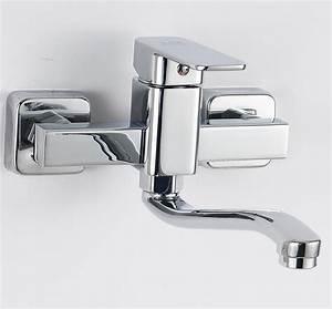 Wasserhahn Austauschen Bad : design einhandmischer bad wc badezimmer wasserhahn chrom ~ Lizthompson.info Haus und Dekorationen