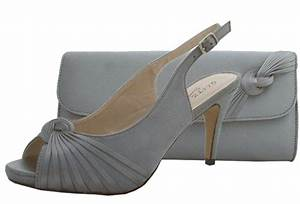 pewter wedding shoes and matching bag With pewter dress shoes for wedding