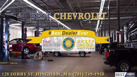 Best Chevrolet  New England  #bestdealerever  Derby St