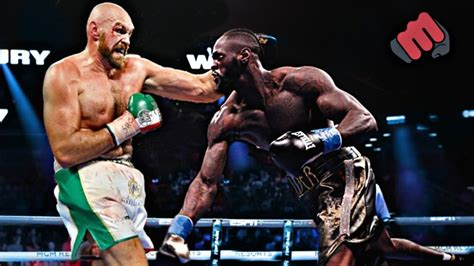 Deontay Wilder vs Tyson Fury 2 – A CLOSER LOOK | 【VBOX ...