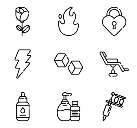 Boat Icon Tattoo tattoo icons 754 free vector icons