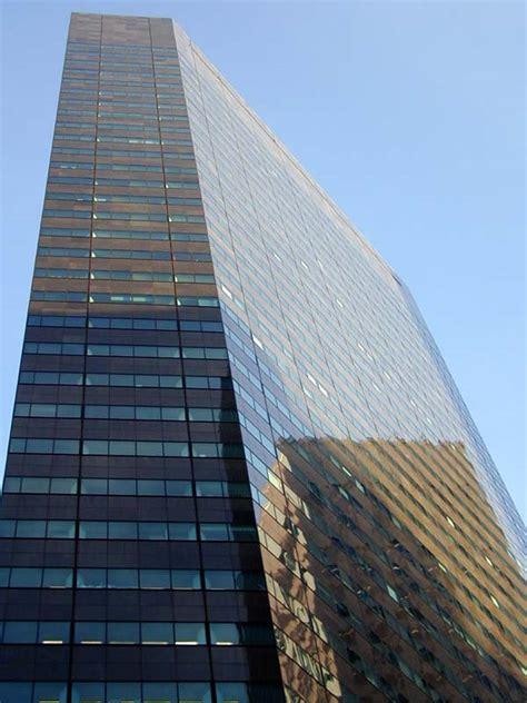 ibm building york granite exterior skyscrapers trump wirednewyork