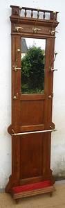 Porte Manteau Entrée : ancien porte manteau et porte parapluie mural en bois pour ~ Melissatoandfro.com Idées de Décoration