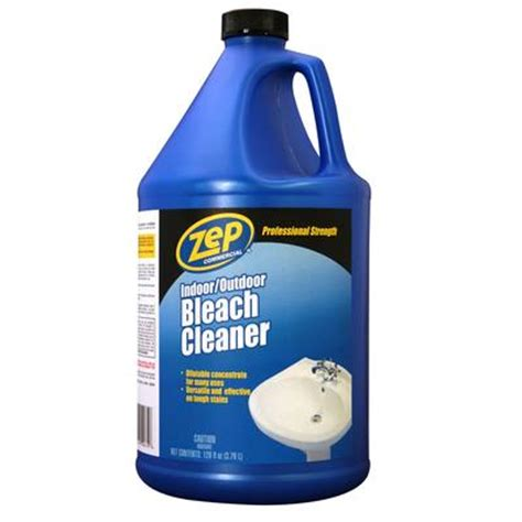 Zep Bathroom Cleaner Canada by Zep Zep Cleaner 3 78l Home Depot Canada Ottawa