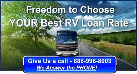 Boat Loan Rates Right Now by Apply For Rv Financing Motorhome And Boat Loans