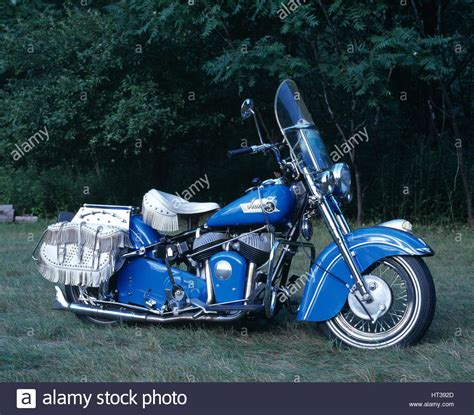 Indian Chief Image by 1950s Indian Chief Motorcycle Stock Photos 1950s Indian