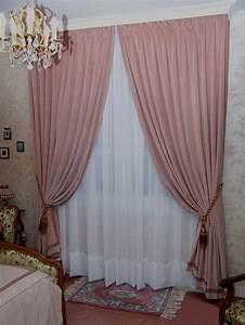 Embrases Double Rideaux : doubles rideaux id es modernes pour d corer l 39 int rieur ~ Farleysfitness.com Idées de Décoration