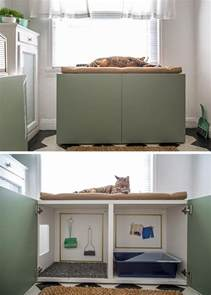cat litter box ideas 10 ideas for hiding your cat litter box contemporist