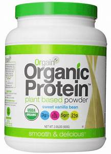 Organic Protein Review