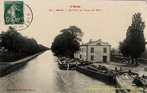 le bureau canal bram un port sur le canal du midi