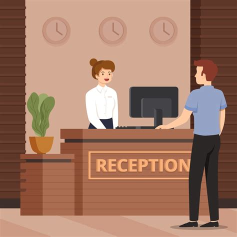 Front Desk Receptionist Duties by Handling Front Desk Receptionist Duties During Busy Times
