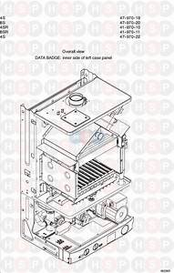 Biasi Garda M90f 28s  Appliance Overview  Diagram