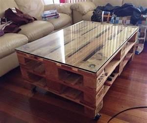 19 ideen tisch aus holzpalette bauen for Holzpaletten tisch