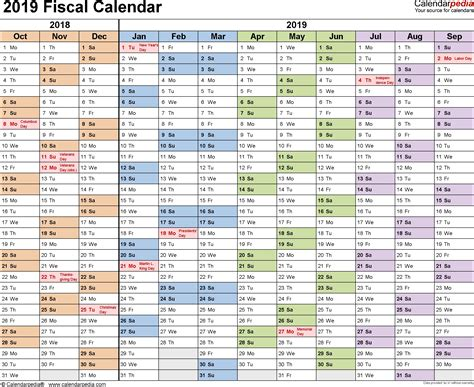 Landscape Format 2019 Yearly Calendar Template In Landscape Format Qualads