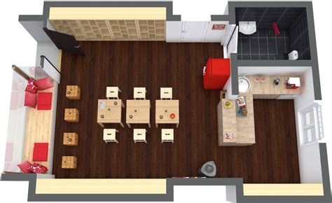 Floor Layout Of An Cafe by 13 Tips To Open A Successful Coffee Shop Bplans