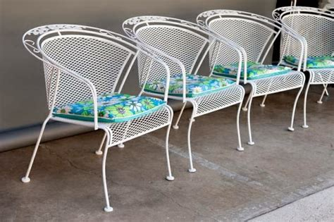 vintage woodard patio furniture patterns heygreenie 2 mid century modern wrought iron