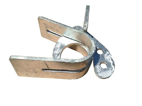 Chain Link Fence Rolling Gate Offset Latch