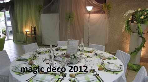 idee decoration de table de mariage theme nature