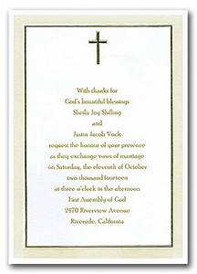 religious wedding invitations template best template With free printable christian wedding invitations