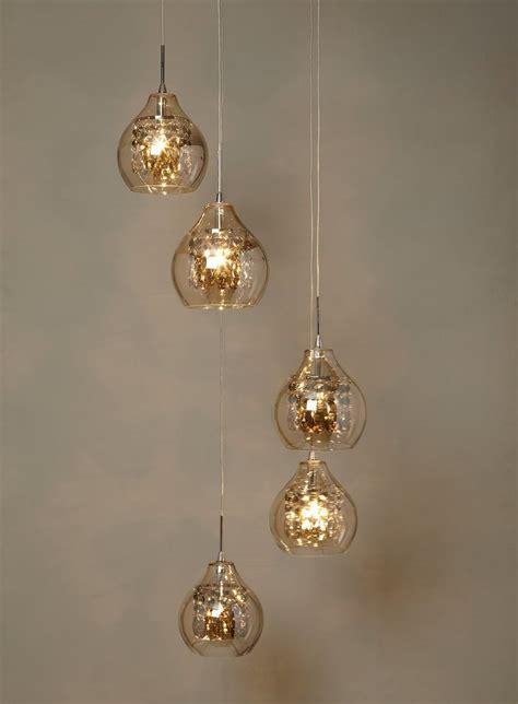 gold azalea 5 light cluster pendant ceiling lights home lighting bhs for the home