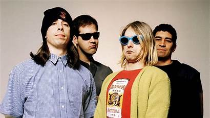 Nirvana Facts Grungy