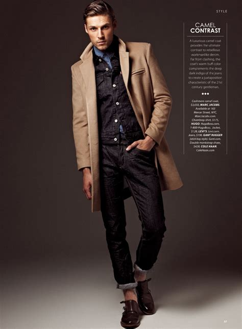 Mikus Lasmanis for Essential Homme - Fashionably Male