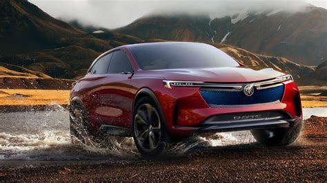 Which kind of suv is right for you? 2018 Buick Enspire Electric SUV Wallpapers | HD Wallpapers ...