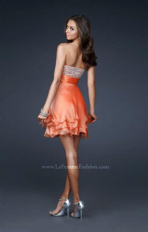 la femme   total hottie prom dress