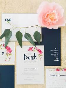 15 beautiful wedding invitations you can make yourself With wedding invitations you can print yourself