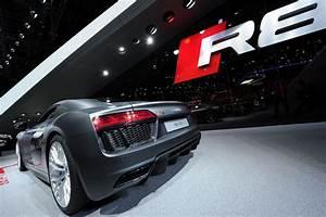 Audi R8 Prix Occasion : prix audi r8 2015 les tarifs fran ais de la nouvelle r8 photo 2 l 39 argus ~ Gottalentnigeria.com Avis de Voitures