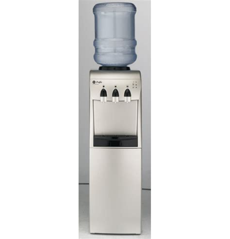 ge hot  cold  standing water dispenser  integrated refreshment chiller gxcfhbs