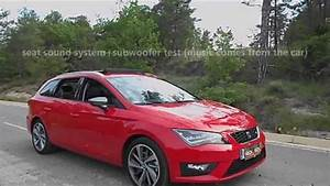 Seat Leon Fr 2014 : seat leon st fr 1 8 tsi dsg review of panoramic sunroof and others youtube ~ Maxctalentgroup.com Avis de Voitures