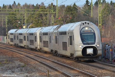 Finn's train and travel page : Trains : Sweden : SJ X40 ...