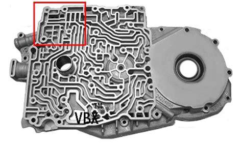 4t65e Diagram Checkball by Sonnax 4t65 E Channel Plate Identification