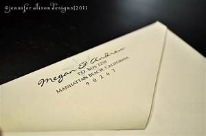 Wedding invitation wording wedding invitation wording address for Wedding invitation envelope wording return address