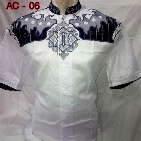 baju koko terbaru warna putih baju muslim putih hairstyle gallery