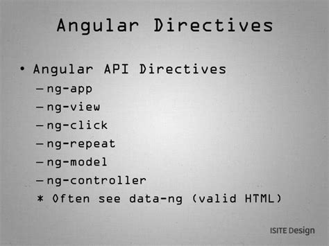angular directive template ppt spas with angularjs and sitecore powerpoint presentation id 2457702
