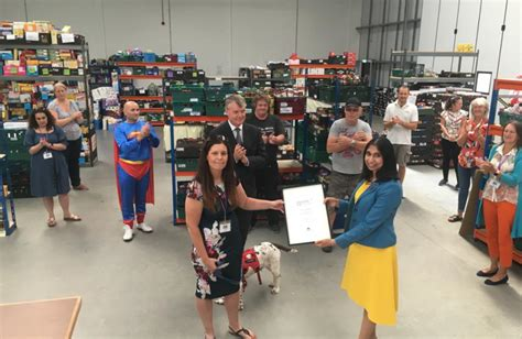 Portchester's Acts of Kindness Awarded By Prime Minister ...