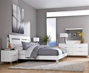 Kleiderschrank Weiß Grau : schlafzimmer grau weiss ~ Buech-reservation.com Haus und Dekorationen