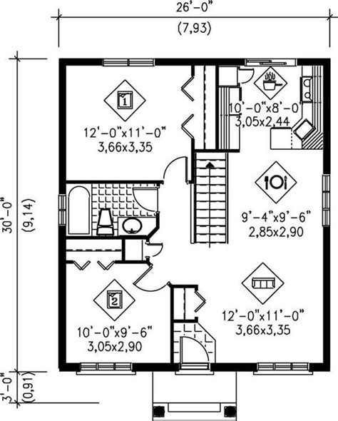 900 Square Foot House Plans Welcome Back Small House