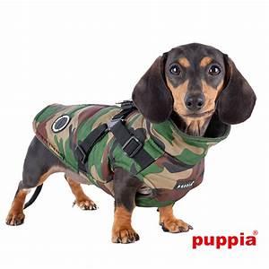Regenmantel Für Hunde Mit Bauchschutz : puppia hundemantel mit geschirr mountaineer ii ~ Frokenaadalensverden.com Haus und Dekorationen