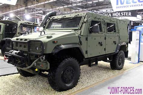 New Iveco Lmv 2 Light Multirole Vehicle 4x4 Joint
