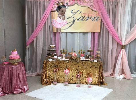 Princess Baby Shower Decorations Baby Shower Ideas