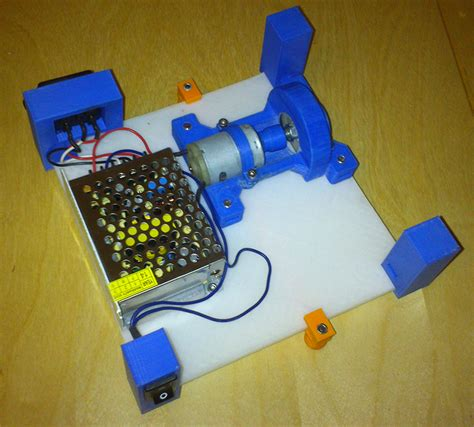 project 3d printed mini circular table saw do it yourself india magazine