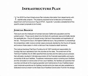 business plan presentation With it infrastructure project plan template