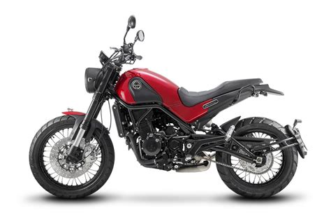 Leoncino Image by Update Added New 2018 Benelli Leoncino Scrambler