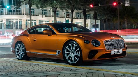 Bentley Continental Backgrounds by Cars Desktop Wallpapers Bentley Continental Gt V8 2019