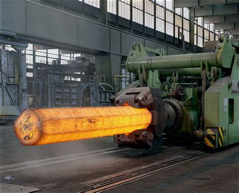 dew on deutsche edelstahlwerke siegen geisweid steel mill