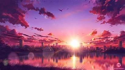 Anime Scenery Wallpapers 1080 Wallpaperboat 1920 Kb