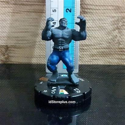 Hulk Miniatur Marvel Galactic Guardians Heroclix Wizkids